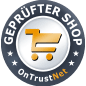 OnTrustNet Shop Zertifikat