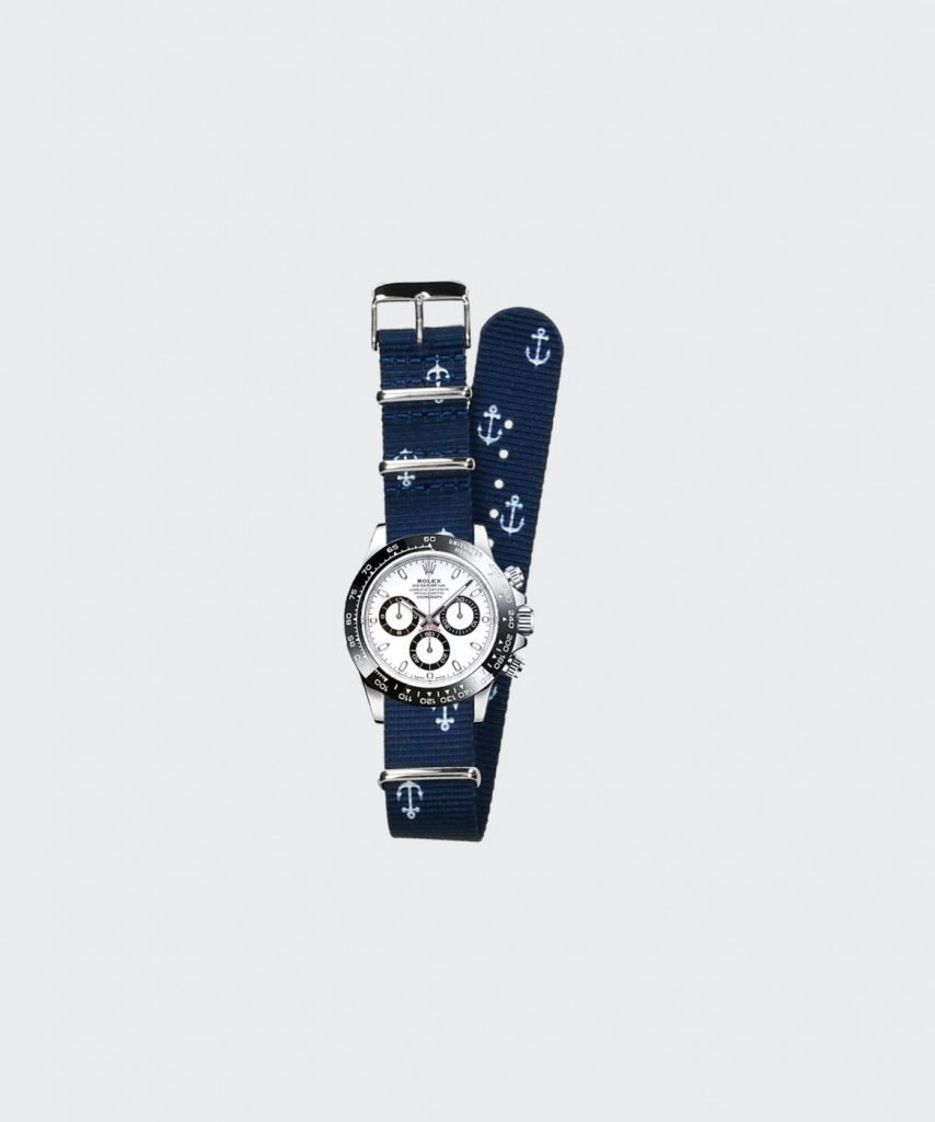 armband finder unsere uhrenarmb nder an einer rolex daytona. Black Bedroom Furniture Sets. Home Design Ideas
