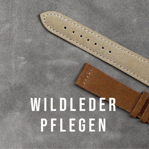 Die richtige Pflege für Wildleder Armbänder